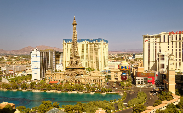 Airlines serving Las Vegas, Nevada - Travelmath